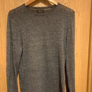 Men's Long Sleeve Crew Neck Sweater